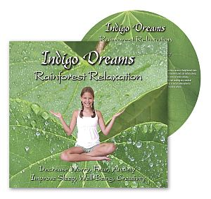 Indigo Dreams: Rainforest Relaxation Music