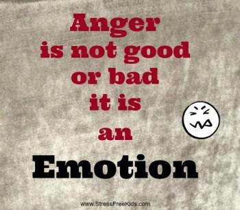 12 Ways to Help An Angry Child Manage their Anger