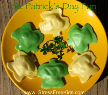 Stress Free St. Patty's Day