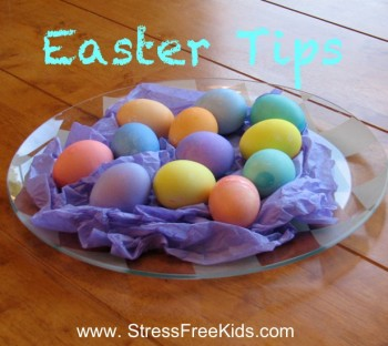 Easter Tips For Family Fun