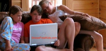 Is Technology Stressing our Kids?