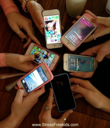 Are Teens Addicted to Cell Phones?
