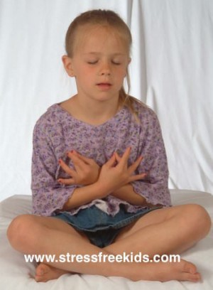 Reducing Stress in Kids
