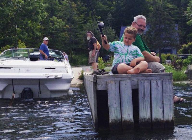 outdoor activities reduce stress