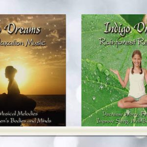 Kids Relaxation Music Package