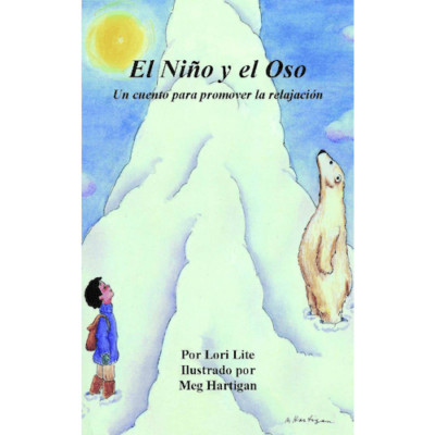 a boy and a bear in spanish