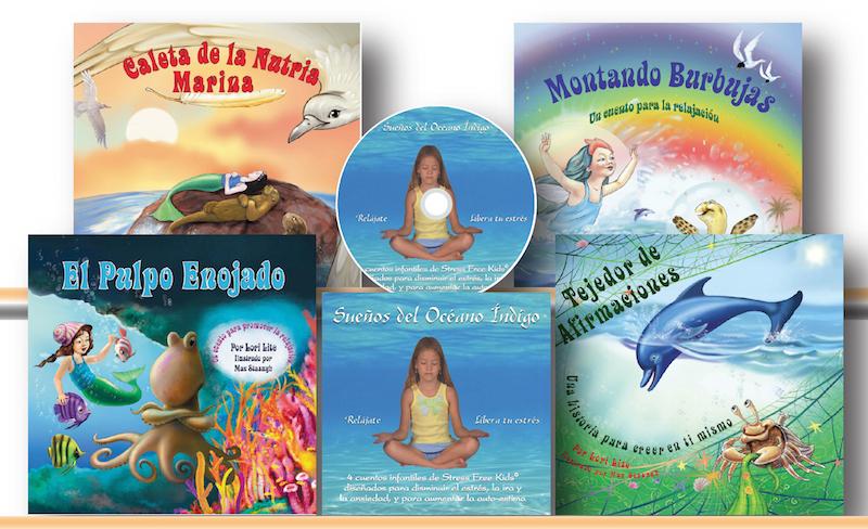 Spanish book and CD set