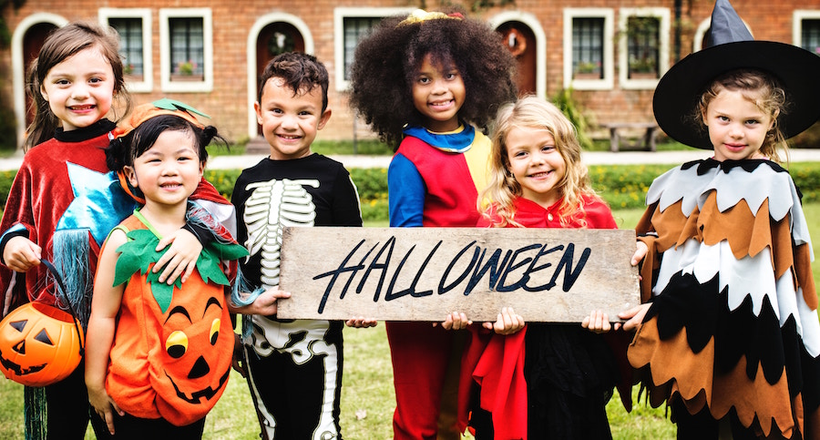 Ghost Busting, Stress Reducing Tips for Halloween!
