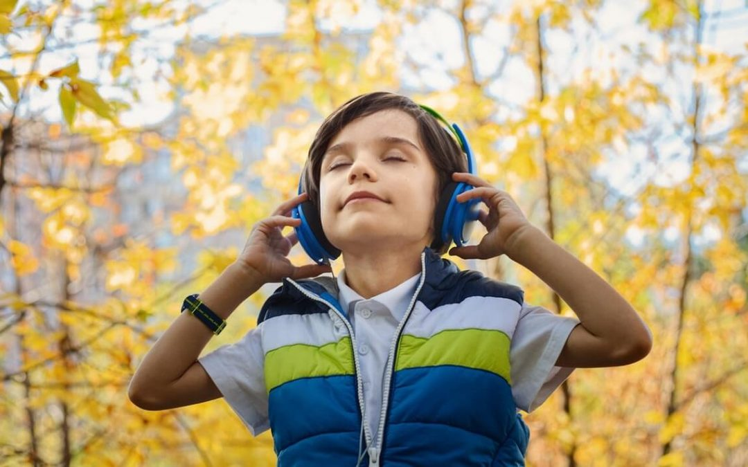 Music Therapy Helps Children with Special Needs