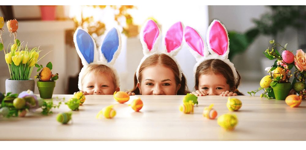 Easter Tips Encourage Stress Management